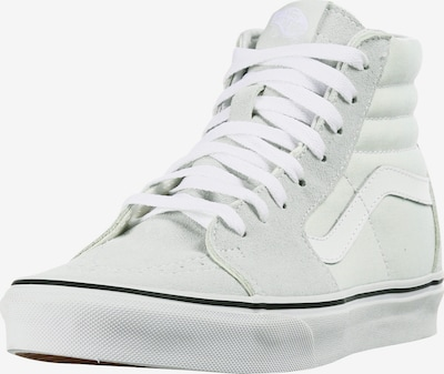 VANS Sneaker 'SK8-Hi' in beige / hellgrau: Frontalansicht