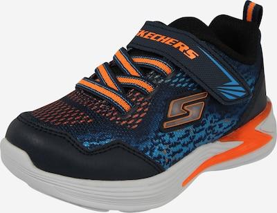 SKECHERS Sneaker 'ERUPTERS III DERLO' in navy / orange, Produktansicht