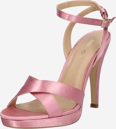 ABOUT YOU Sandalias con hebilla 'Valentina' en rosé, Vista del producto