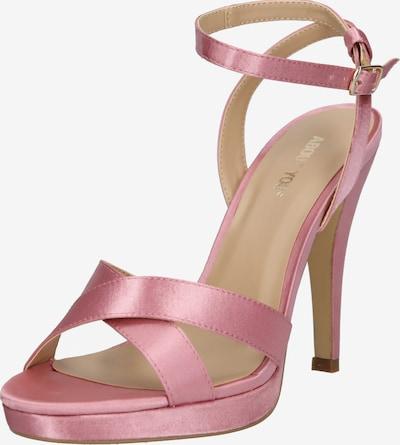 Basutės su dirželiais 'Valentina' iš ABOUT YOU , spalva - rožinė, Prekių apžvalga