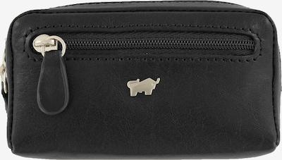 Braun Büffel Schlüsseletui 'Gaucho' in schwarz, Produktansicht
