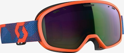 SCOTT Skibrille 'Muse Pro' in blau / orange, Produktansicht