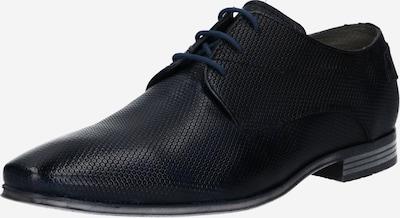 bugatti Schnürschuh 'Morino' in nachtblau, Produktansicht
