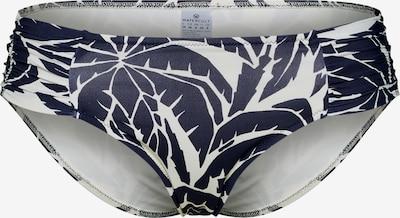 watercult Bikini Slip in navy / weiß, Produktansicht