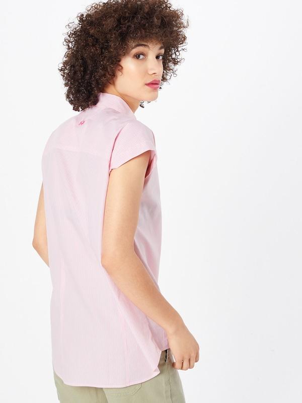 Chemisier 'woman Striped Poplin' Martina RoseBlanc s Shirt En La S 4L3RA5j