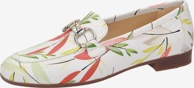 SIOUX Mocassins in de kleur Gemengde kleuren / Wit, Productweergave