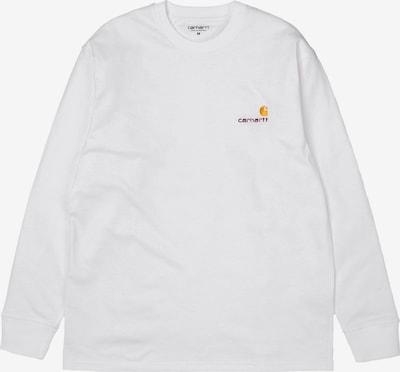 Carhartt WIP Sweatshirt 'American Script' in weiß, Produktansicht