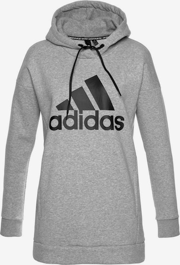 ADIDAS PERFORMANCE Sweatshirt 'Batch' in graumeliert / schwarz, Produktansicht