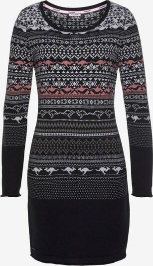 KangaROOS Kleid in schwarz, Produktansicht