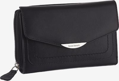 BRUNO BANANI Geldbörse in schwarz, Produktansicht