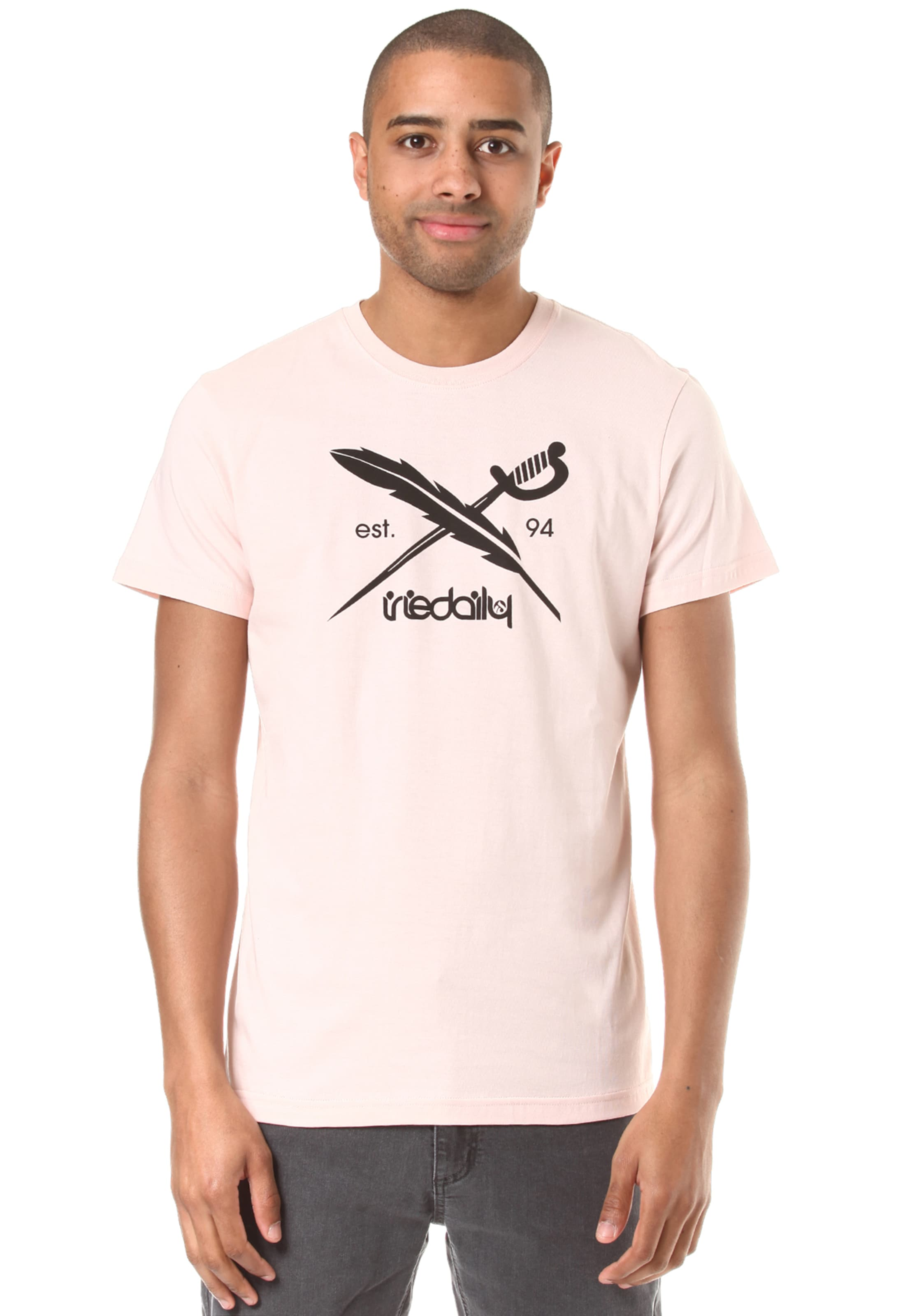 Flag' In Iriedaily shirt T Puder 'daily LA4Rj5