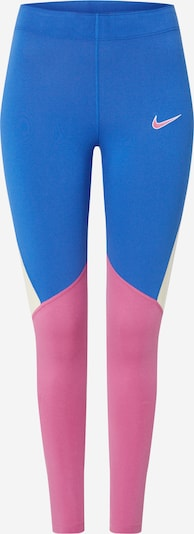 Nike Sportswear Leggings in blau / pink, Produktansicht