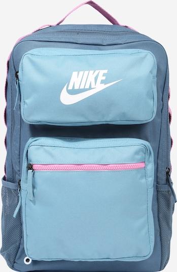 Rucsac Nike Sportswear pe albastru / aqua / roz, Vizualizare produs