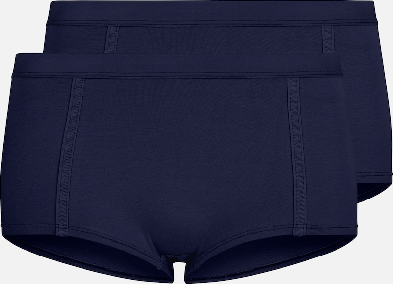 VATTER 'Easy Emma' Boy Short in blau / navy, Produktansicht