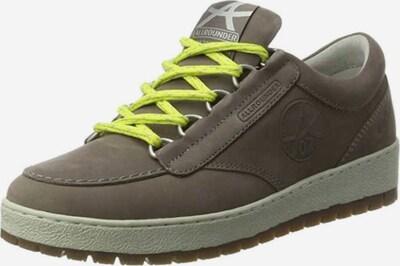 ALLROUNDER BY MEPHISTO Sneaker in gelb / taupe, Produktansicht