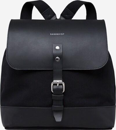 SANDQVIST Rucksack 'VILDA' in schwarz, Produktansicht