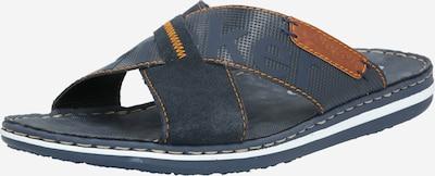 RIEKER Pantofle - tmavě modrá, Produkt