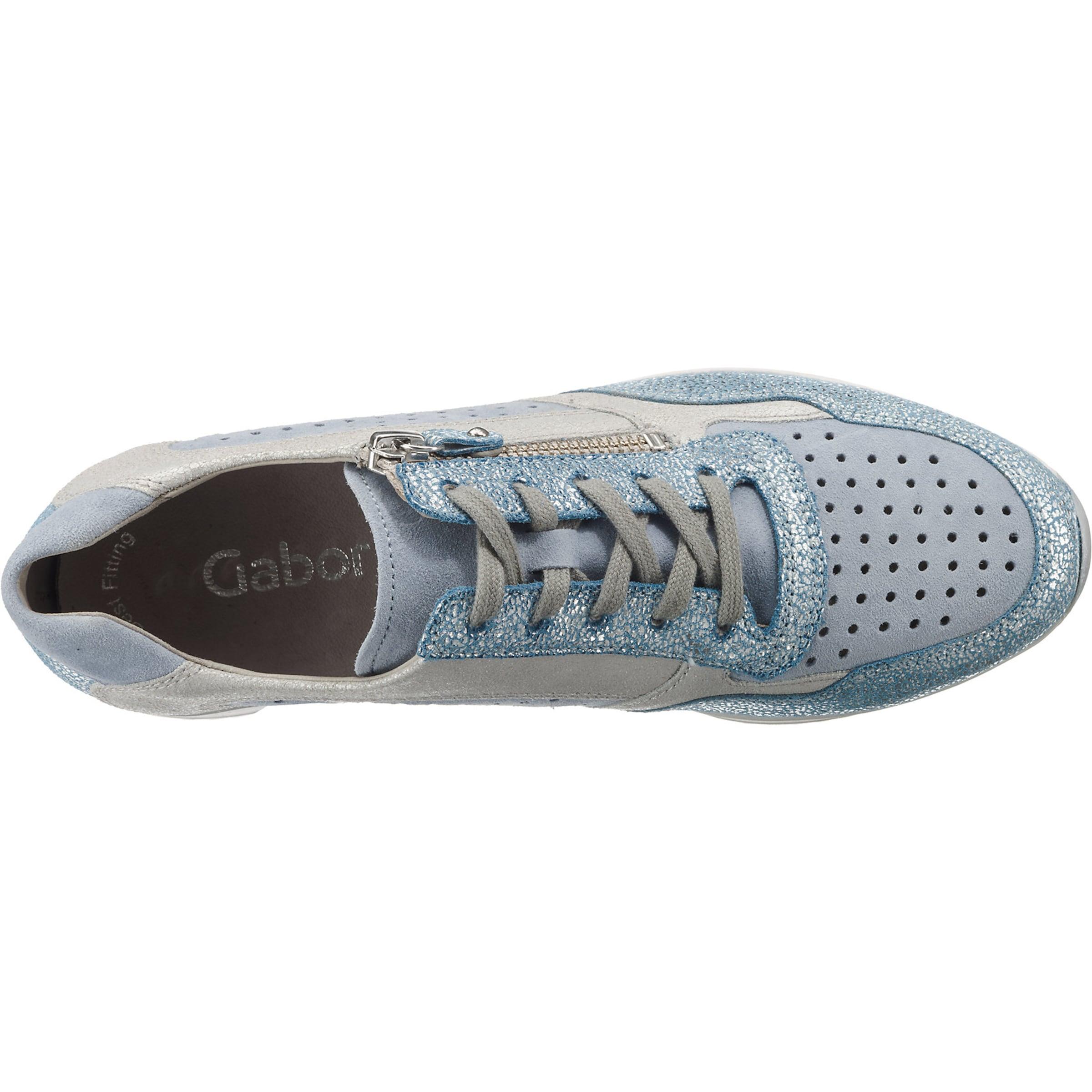 RauchblauSilber In In Gabor Sneaker RauchblauSilber Gabor RauchblauSilber In Gabor Sneaker Sneaker nwOk0P