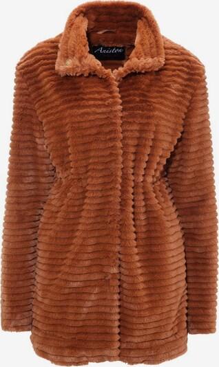 Aniston CASUAL Mantel in braun, Produktansicht