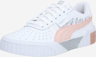 PUMA Baskets 'Cali Arctic Jr' en gris clair / pêche / blanc, Vue avec produit