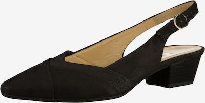 GABOR Slingpumps in schwarz, Produktansicht