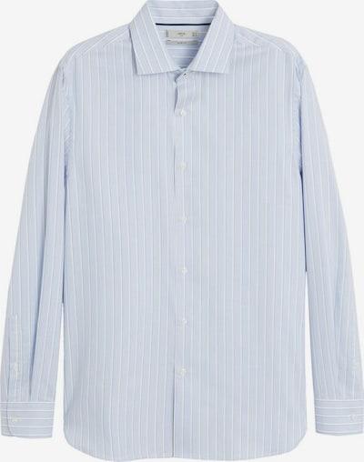 MANGO MAN Hemd 'pacha' in blau / pastellblau, Produktansicht