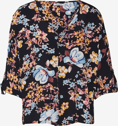 PIECES Bluse 'BRIA' in schwarz, Produktansicht