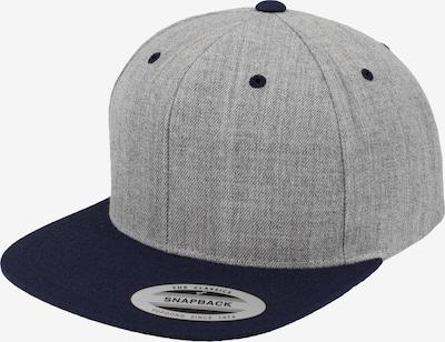Șapcă Flexfit pe bleumarin / gri amestecat, Vizualizare produs