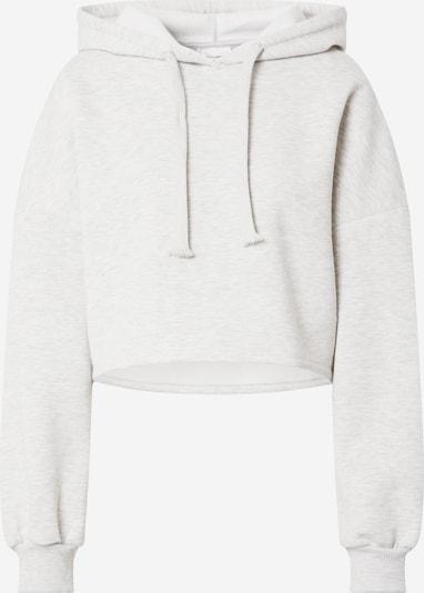 Gina Tricot Sweatshirt in graumeliert, Produktansicht