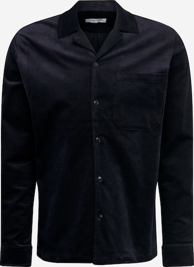Samsoe Samsoe Hemd 'Verner' in nachtblau, Produktansicht