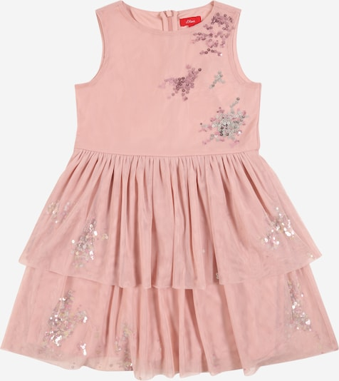 s.Oliver Junior Kleid in rosé, Produktansicht