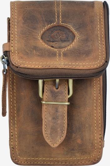 GREENBURRY Gürteltasche 'Vintage' in braun, Produktansicht