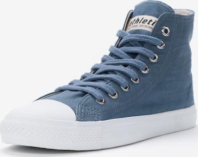 Ethletic Sneaker Fair Trainer White Cap in knöchelhohem Schnitt in blau, Produktansicht
