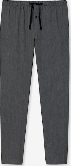 SCHIESSER Pidžaamapüksid must, Tootevaade