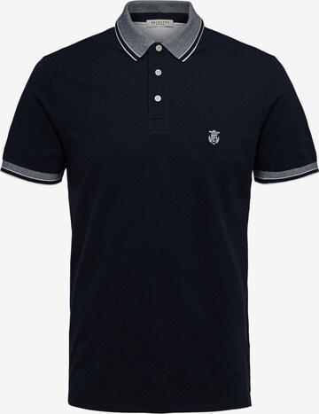 SELECTED HOMME Skjorte i blå