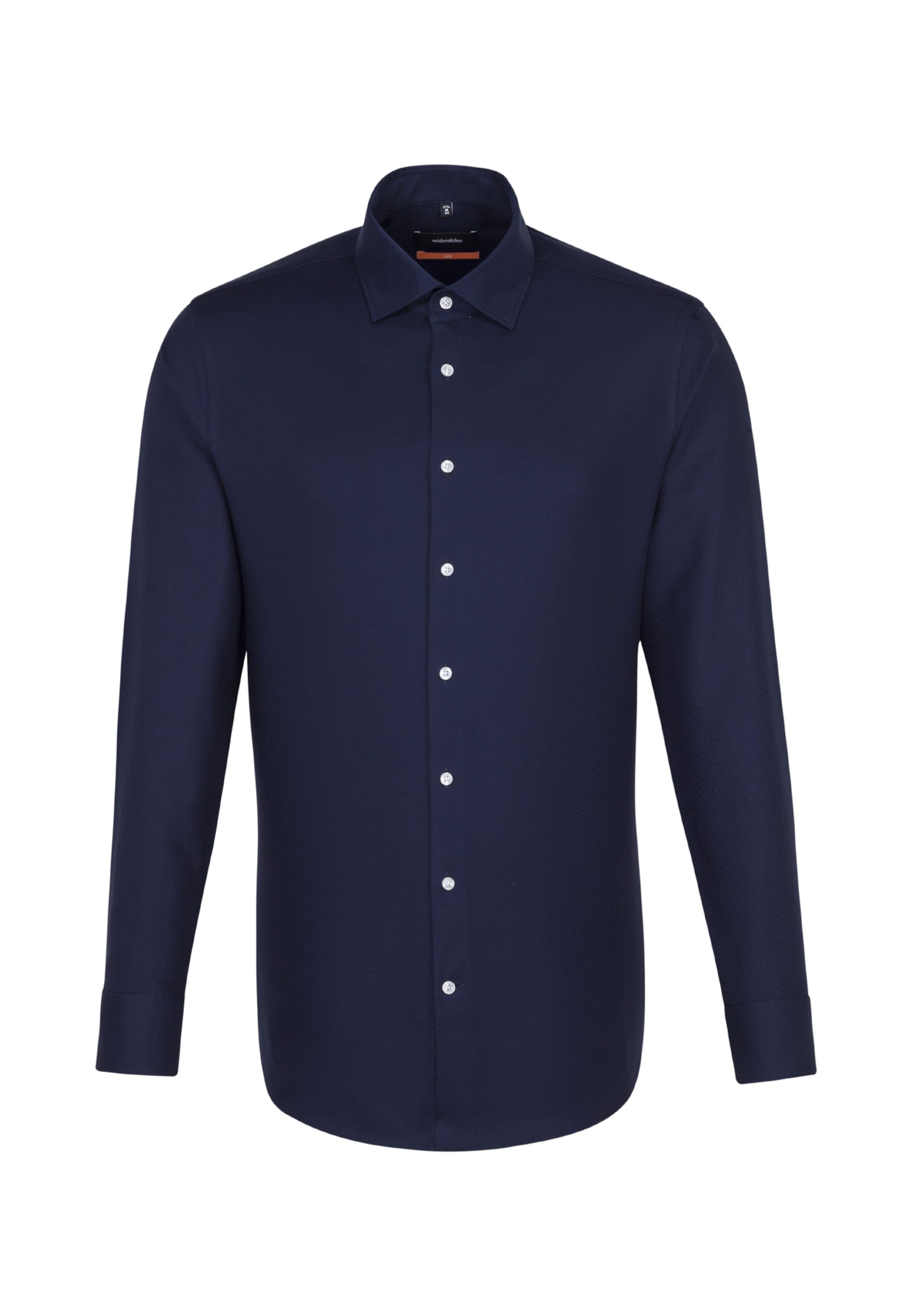 Seidensticker Business Nachtblau Seidensticker Business Hemd In kXTPOZiuwl