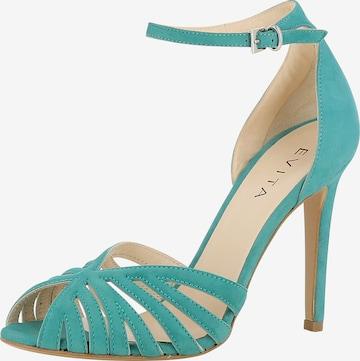 EVITA Sandalette 'Alessandra' in Blau