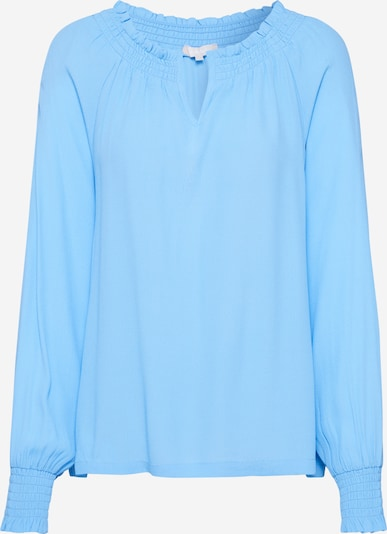 Soft Rebels Bluse  'Move' in blau, Produktansicht
