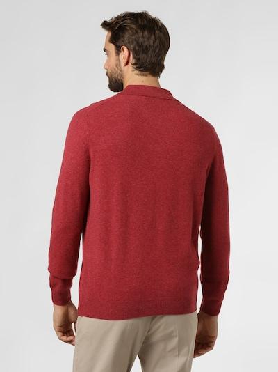 Andrew James Pullover in rot, Produktansicht