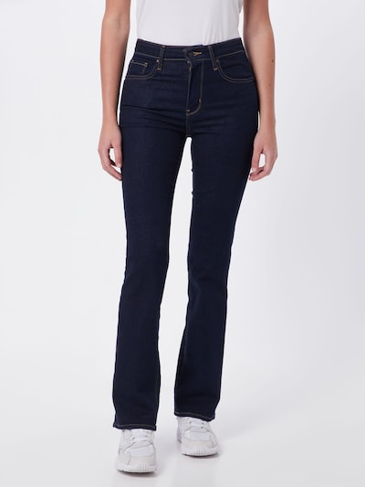LEVI'S Jeans '725™' in blue denim, Modelansicht