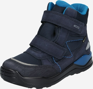 ECCO Stiefel 'Urban' in Blau