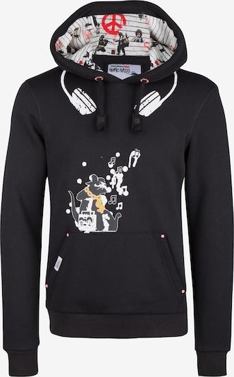 HOMEBASE Sweatshirt in schwarz / weiß, Produktansicht