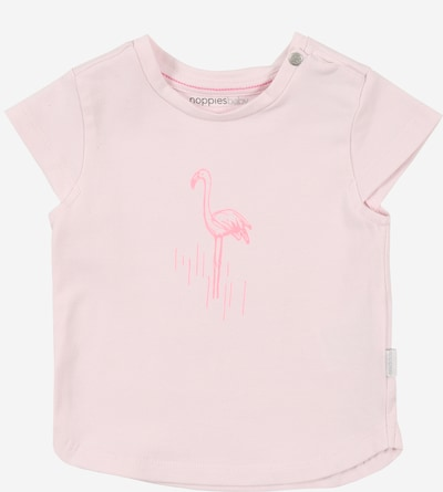 Noppies T-Shirt in pink / hellpink, Produktansicht