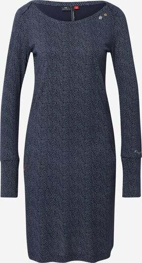 Ragwear Kleid 'River' in navy / weiß, Produktansicht