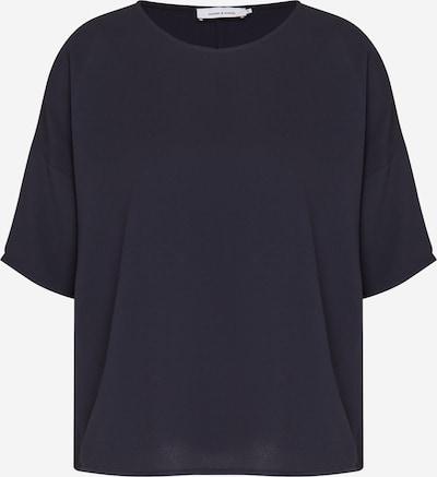 Samsoe Samsoe Bluse 'MAINS' in nachtblau, Produktansicht