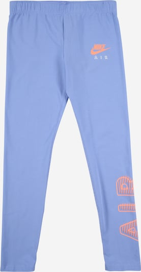 Nike Sportswear Leggings 'FAVORITES' in blau / altrosa, Produktansicht
