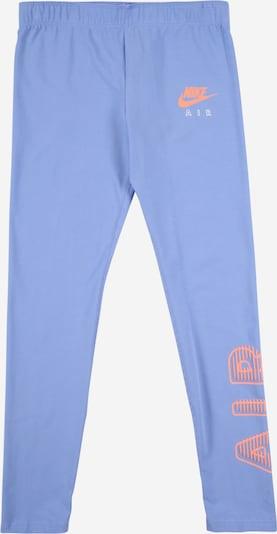 Leggings 'FAVORITES' Nike Sportswear di colore blu / rosa antico, Visualizzazione prodotti