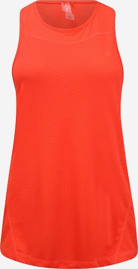 ONLY PLAY Sporttop 'Sul' in de kleur Oranjerood, Productweergave