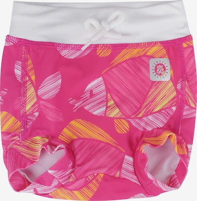 Reima Badehose BELIZE in pink / weiß, Produktansicht
