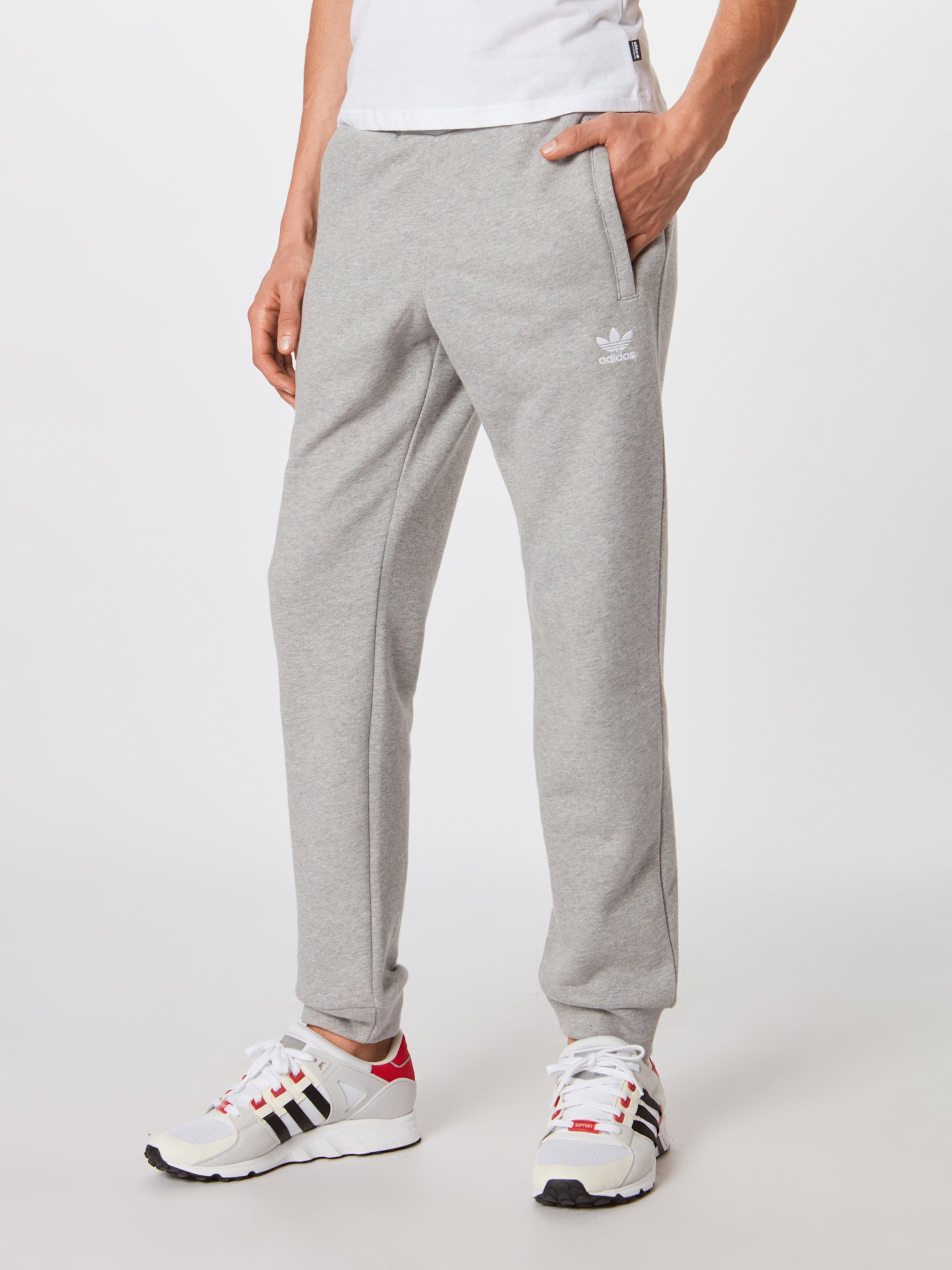 Clair Pantalon Gris En Pant' Adidas 'trefoil Originals sdhrtxQC